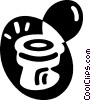 toilet Vector Clipart illustration