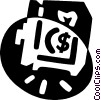 money Vector Clip Art picture