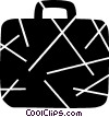 luggage Vector Clipart picture