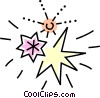 stars Vector Clipart picture