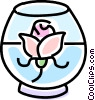 rose Vector Clip Art graphic