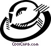 Vector Clipart illustration  of a hat