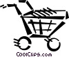 shopping cart Vector Clip Art picture