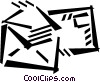 Vector Clipart illustration  of a letter