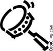 Vector Clip Art picture  of a percussive instrument