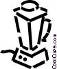 blender/mixer Vector Clipart illustration