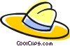 Vector Clipart picture  of a cowboy hat