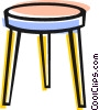 table Vector Clip Art image