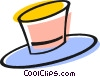 hat Vector Clipart illustration