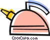 Vector Clipart illustration  of a kettle
