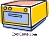 Grills and Cook Ovens Vector Clipart graphic