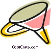 Funnel Vector Clipart illustration