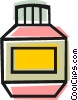 Vector Clip Art picture  of a Prescription drugs