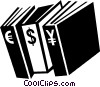 financial concept Vector Clipart image
