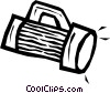 flashlight Vector Clipart picture