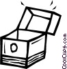box Vector Clipart picture