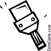 Vector Clipart graphic  of a scraper