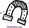 horseshoe Vector Clip Art picture