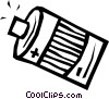 battery Vector Clipart image