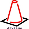 Pylon Vector Clip Art picture