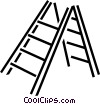 Ladder Vector Clipart graphic