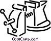 Vice Vector Clipart picture
