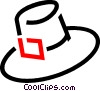 Vector Clipart image  of a Saint Patrick's Day hat