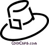 Vector Clip Art graphic  of a Hats