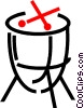 Timpani Vector Clipart illustration