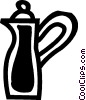 Coffee Pots and Coffee Makers Vector Clipart image