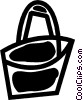 Vector Clipart image  of a Buckets and Pails