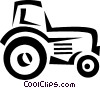 tractor Vector Clip Art graphic