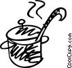 Soup Vector Clip Art picture