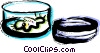 Microorganisms Vector Clip Art picture