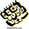 Microbiology Vector Clip Art picture