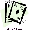 Playing Cards Vector Clip Art image