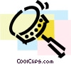 Vector Clip Art graphic  of a Percussion