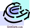 Magnets Vector Clip Art picture
