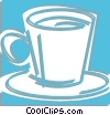 coffee cup Vector Clipart graphic