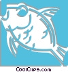 fish Vector Clipart graphic