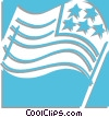 flag Vector Clipart illustration