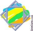 decorative flourishes Vector Clip Art picture