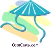Vector Clip Art image  of an Asian hat