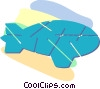 blimp Vector Clipart picture