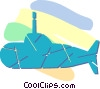 submarine Vector Clip Art graphic