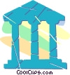 bank Vector Clip Art picture