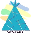 tepee Vector Clipart picture
