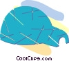 Vector Clipart image  of a igloo