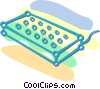 remote control Vector Clip Art picture