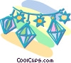 Vector Clipart picture  of a decorations